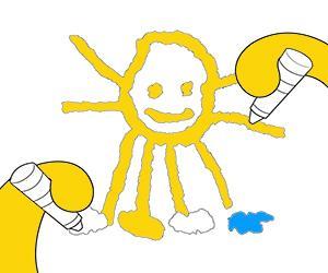 ζωγραφική Για τους μικρούς μας φίλους εικόνες