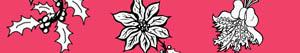 Ζωγραφική Χριστουγεννιάτικη διακόσμηση ζωγραφιές